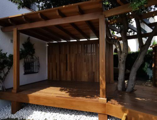 Porque el Garden Decking es una solución ideal para tu jardín